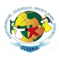 "Naklejka ""Oceania""...."