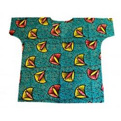 Koszula afrykańska [turkus] 3