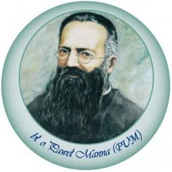 Naklejka: Bł. Paweł Manna