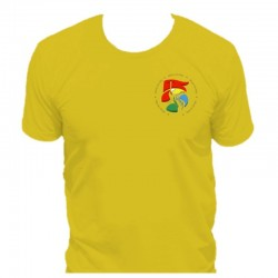 KOSZULKA MDM [żółta] L