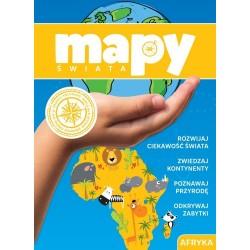 Mapy świata. Afryka