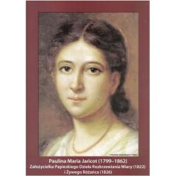 Paulina Maria Jaricot - plakat