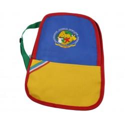Plecak z logo PDMD...