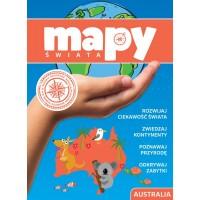 Mapy świata. Australia